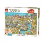 King-Puzzle-85576-C Amsterdam King's Day