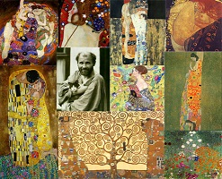 Puzzle Klimt Gustav