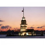 KS-Games-11099 Turquie, Istanbul : La Tour de Léandre Illuminée