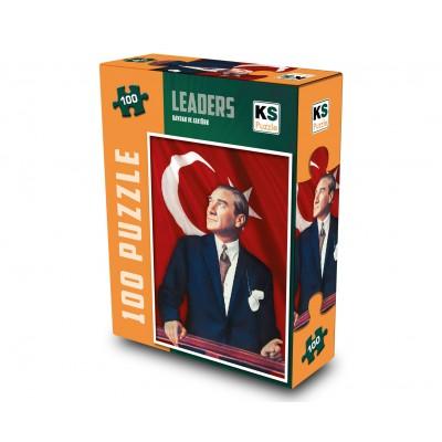 KS-Games-11170 Bayrak Ve Atatürk
