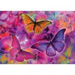 KS-Games-11262 Papillons et Orchidées Arc-en-ciel