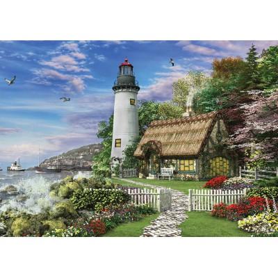 KS-Games-11291 Dominic Davison : Le Vieux Cottage du Bord de Mer