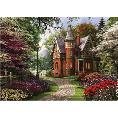 KS-Games-11294 Dominic Davison: Victorian Cottage in Bloom