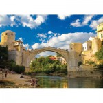 KS-Games-11304 Vieux Pont de Mostar, Bosnie-Herzégovine