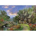 KS-Games-11355 Dominic Davison : Le Vieux Cottage au bord de l'Eau