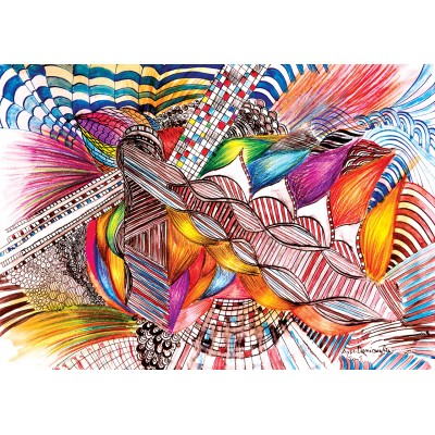 KS-Games-20512 Colorfull Abstract