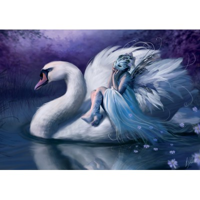 KS-Games-22001 White Swan
