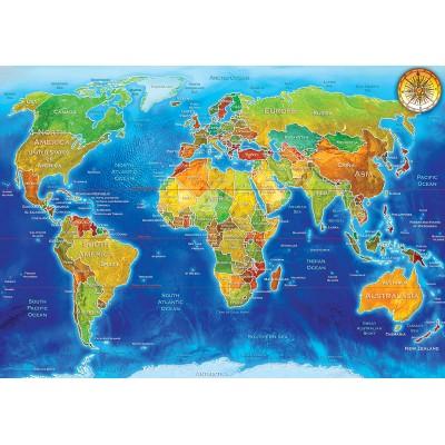KS-Games-22011 World Political map