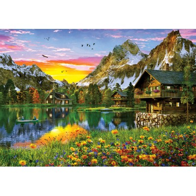 KS-Games-23502 Alpine Lake