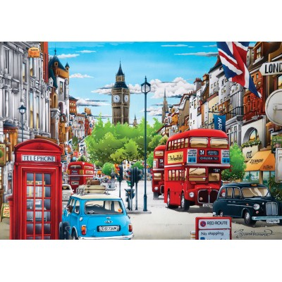KS-Games-24001 London in Red