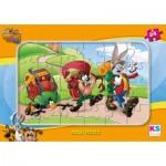 KS-Games-LT704 Puzzle Cadre - Looney Tunes