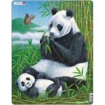 Larsen-D5 Puzzle Cadre - Panda