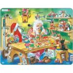 Larsen-EA2 Puzzle Cadre - L'Atelier du Père Noël