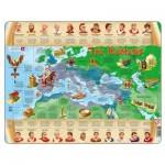 Larsen-HL4-GB Puzzle Cadre - The Romans