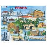 Larsen-KH12-CZ Puzzle Cadre - Prague