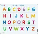 Larsen-LS1326 Puzzle Cadre - ABC Alphabet