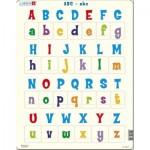 Larsen-LS1426 Puzzle Cadre - ABC Alphabet
