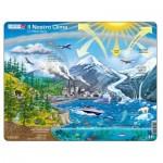 Larsen-NB1-IT Puzzle Cadre - Il Nostro Clima (en Italien)
