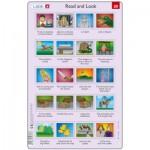 Larsen-RA15-EN-29-30 2 Puzzles Cadres - Apprendre l'Anglais : Read and Look 29-30 (en Anglais)