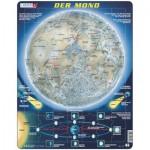 Larsen-SS5-DE Puzzle Cadre - Der Mond (en Allemand)