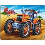 Larsen-US4 Puzzle Cadre - Tracteur