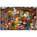 Larsen-XC1-2 Puzzle Cadre - Les Lettres au Père Noël