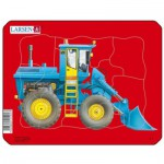 Larsen-Z1-2 Puzzle Cadre - Tractopellle