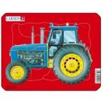 Larsen-Z1-4 Puzzle Cadre - Tracteur