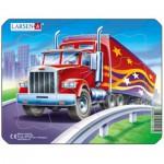 Larsen-Z7-2 Puzzle Cadre - Camion