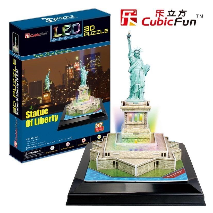 puzzle-3d-avec-led-statut-de-la-liberte