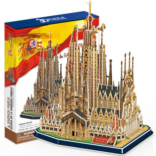 puzzle-3d-sagrada-familia
