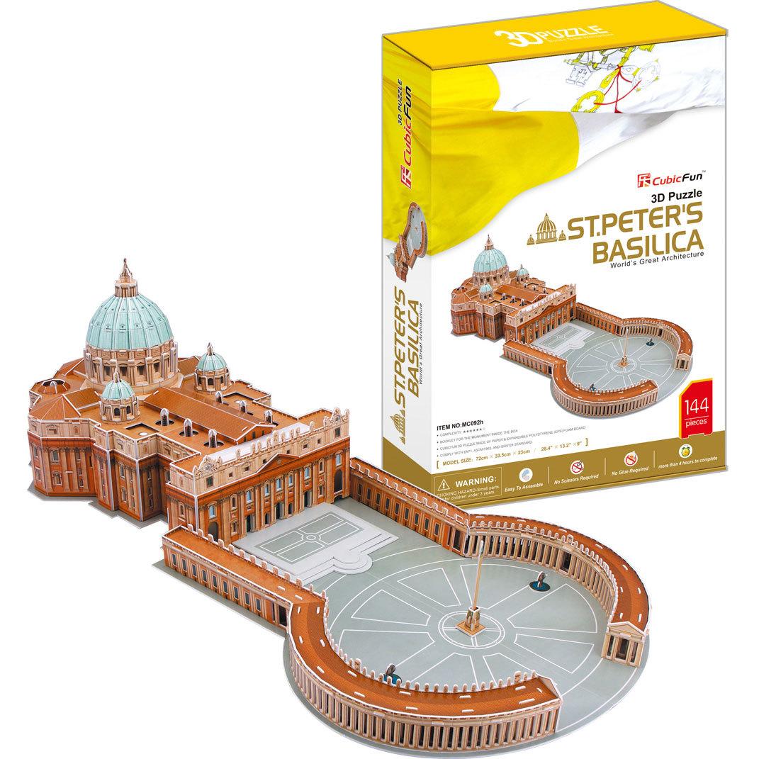 puzzle-3d-basilique-saint-pierre-de-rome