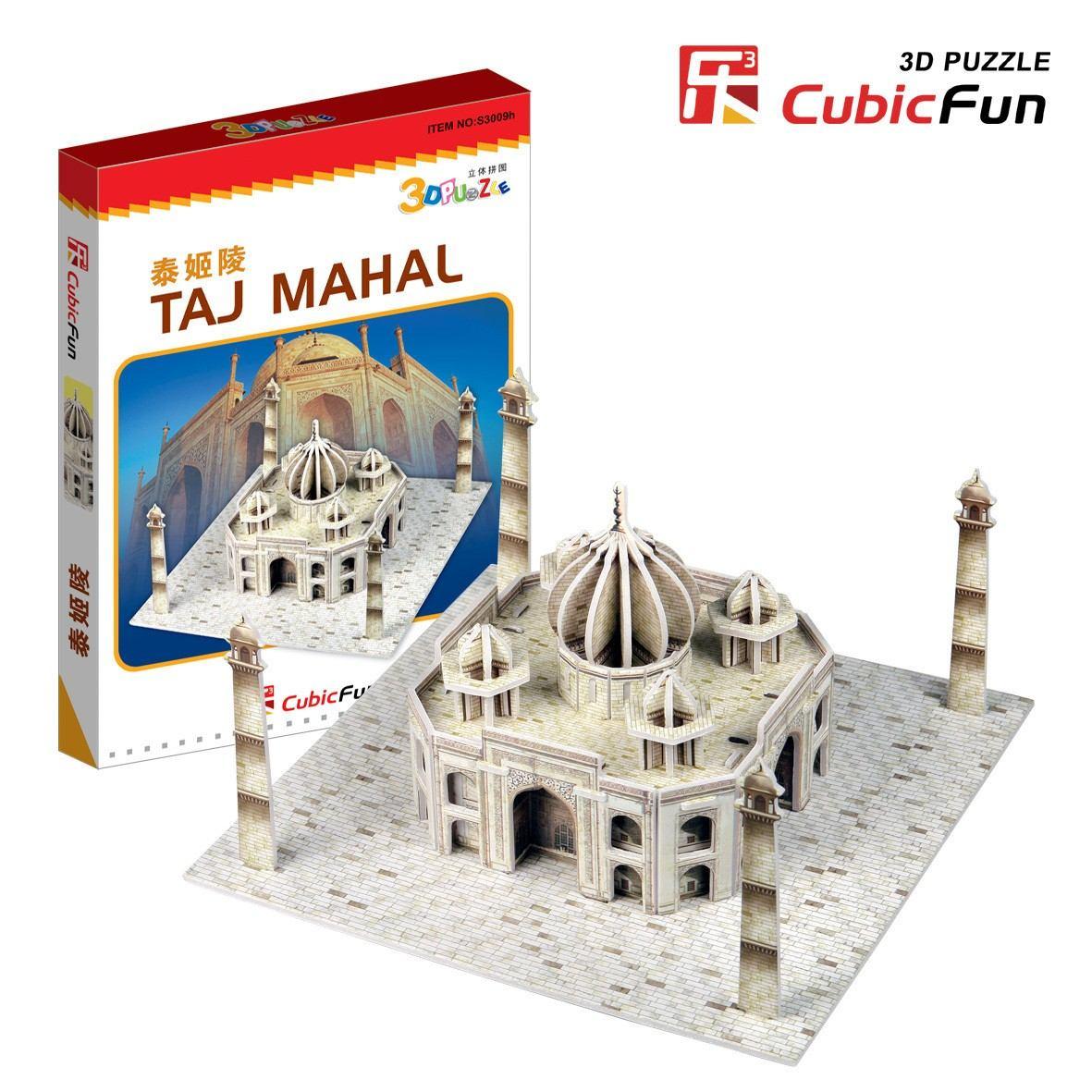 puzzle-3d-serie-mini-inde-taj-mahal-difficulte-2-8-