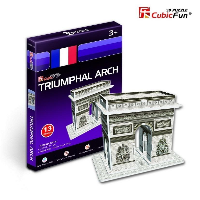 puzzle-3d-serie-mini-france-paris-arc-de-triomphe-difficulte-2-8-