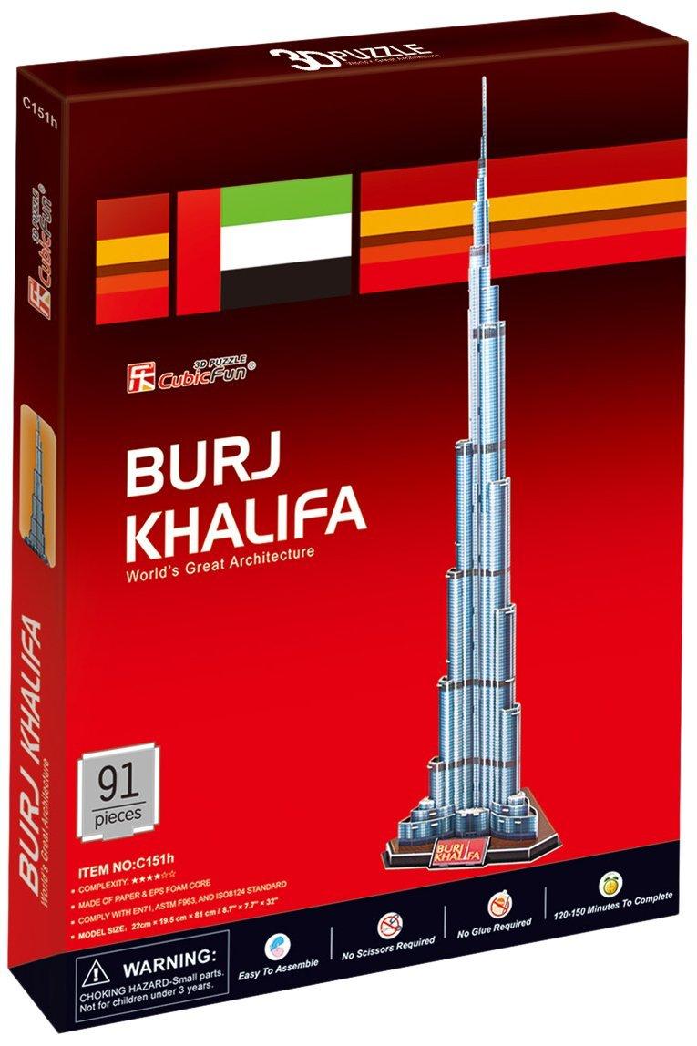 puzzle-3d-burj-khalifa-difficulte-4-8-