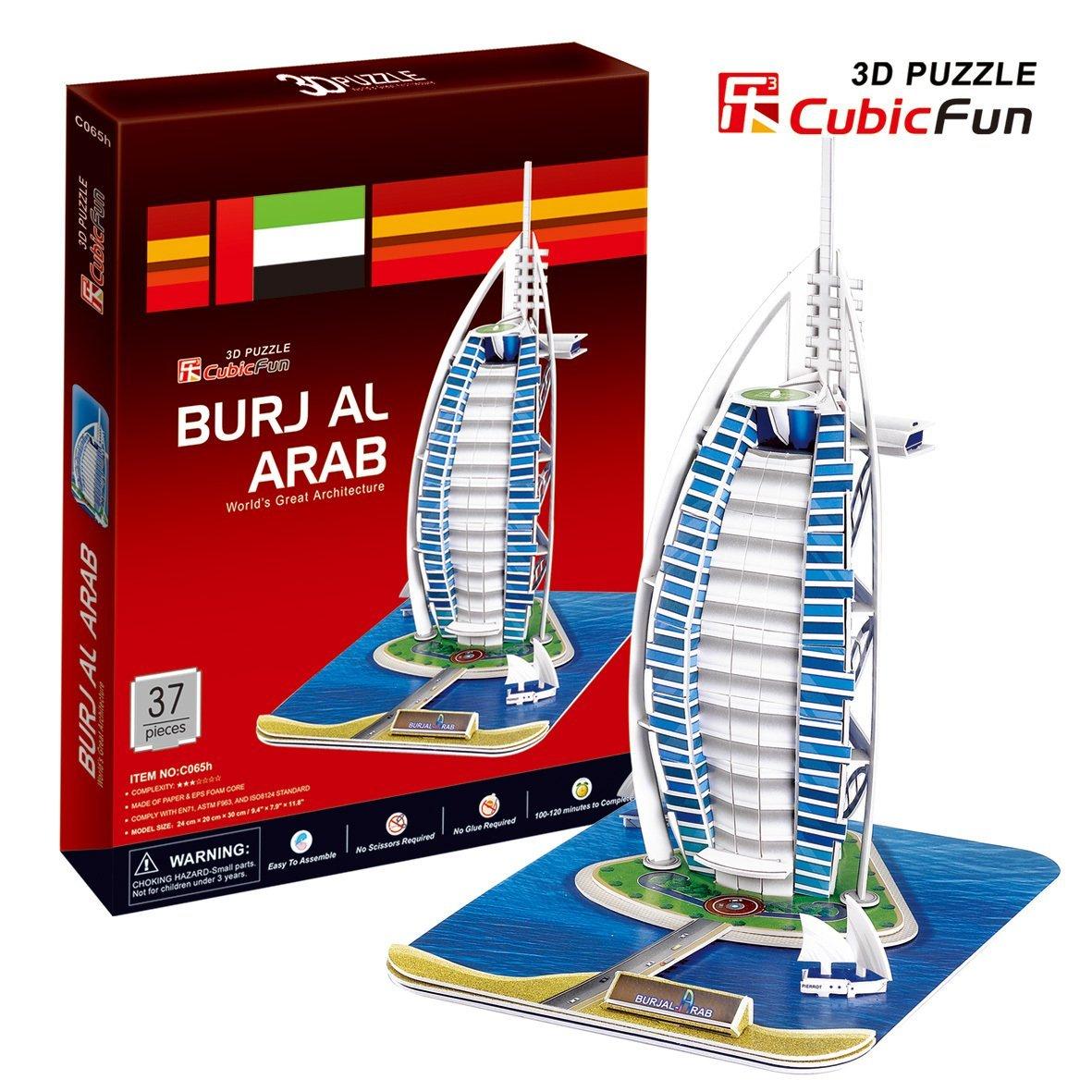 puzzle-3d-burjal-arab-difficulte-4-8-