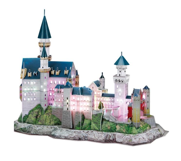 puzzle-3d-avec-led-chateau-de-neuschwanstein-difficulte-6-8