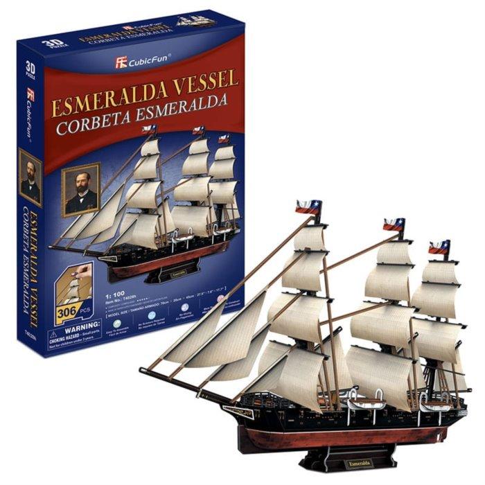 puzzle-3d-esmeralda-vessel-difficulte-5-8-
