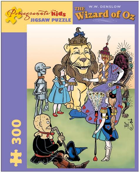 L. Frank Baum : Le Magicien d`Oz