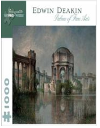 Edwin Deakin : Palace of Fine Arts