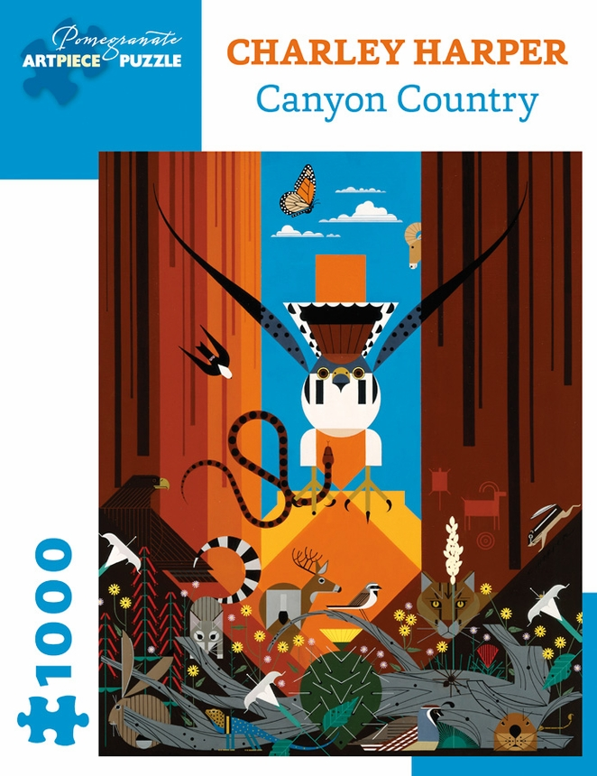 charley-harper-canyon-country
