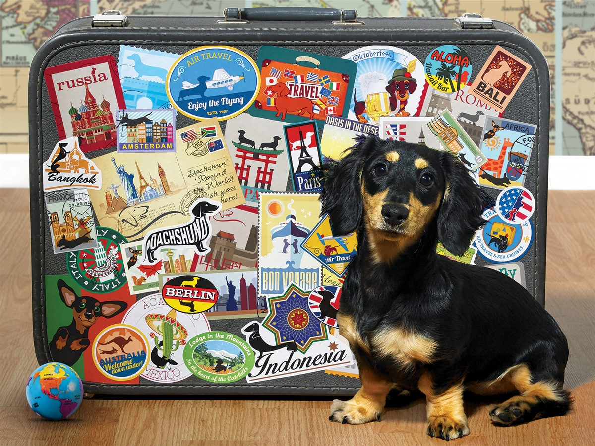 pieces-xxl-dachshund-round-the-world