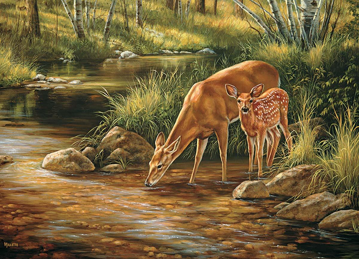 pieces-xxl-deer-family