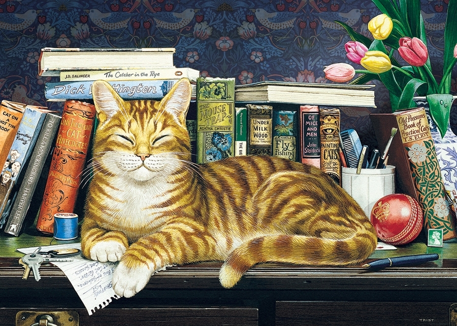 well-read-ginger