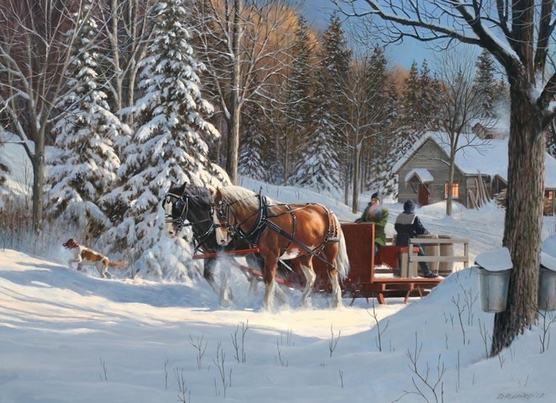 sugar-shack-horses