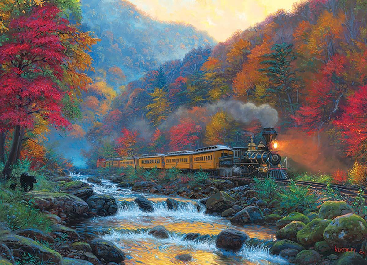 smoky-train