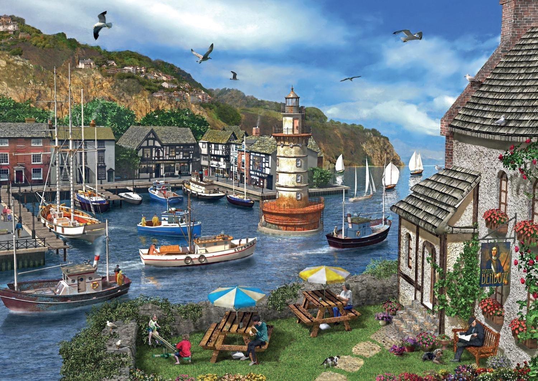 dominic-davison-summertime-harbour
