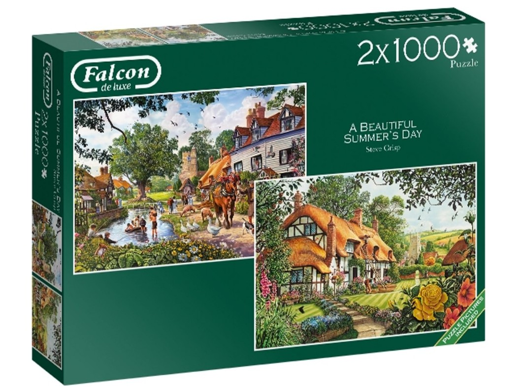 2-puzzles-beautiful-summer-s-day