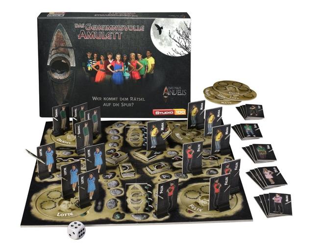 das-haus-anubis-brettspiel-das-geheimnisvolle-amulett-jeu-de-societe-en-allemand-, 14.95 EUR @ go