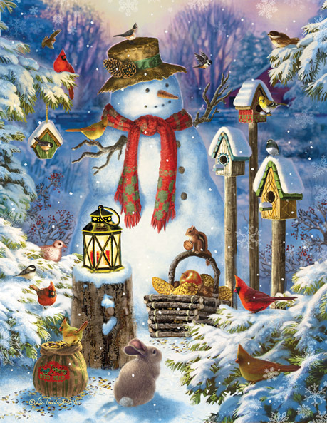 pieces-xxl-liz-goodrich-dillon-snowman-in-the-wild